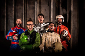 The Hoo Crew Choir - Windkanal (DE)