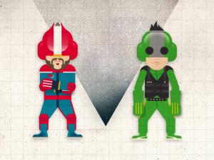 The Hoo Super Deformed by Mr Geeko